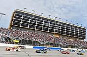2017 Monster Energy NASCAR Cup Series - Fold of Honor QuikTrip 500<br /> Atlanta Motor Speedway, Hampton, GA USA<br /> Sunday 5 March 2017<br /> Daniel Suarez, ARRIS Toyota Camry<br /> World Copyright: Nigel Kinrade/LAT Images<br /> ref: Digital Image 17ATL1nk08211