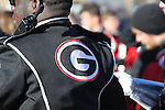 December 30, 2016: A member of the Georgia band before the kickoff of the AutoZone Liberty Bowl at in Memphis, Tennessee. ©Justin Manning/Eclipse Sportswire/Cal Sport Media