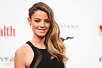 Aida Artiles attends to the delivery of the Men'sHealth awards at Goya Theatre in Madrid, January 28, 2016.<br /> (ALTERPHOTOS/BorjaB.Hojas)