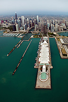 aerial photograph Navy Pier, Chicago, Illinois