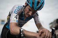 Kevin Pauwels (BEL/Marlux-NapoleonGames) post-race<br /> <br /> Brico-cross Geraardsbergen 2016