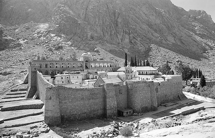 monastère Ste Catherine
