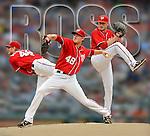 2012-07-22 MLB: Braves at Nationals