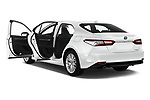 Car images of 2019 Toyota Camry Premium 4 Door Sedan Doors