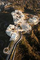 Getty Museum, Los Angeles, CA aerial (Richard Meier = architect)