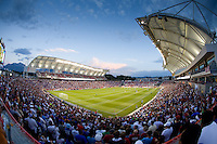 Rio Tinto Stadium during a World Cup Qualifying match at Rio Tinto Stadium, in Sandy, Utah, Friday, September 5, 2009.  .The USA won 2-1..