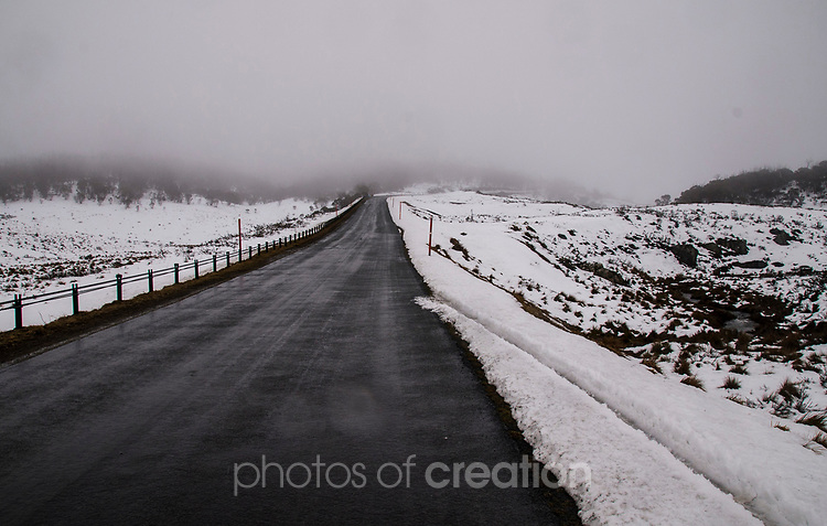 Image of the snow country around Link Rd in the Snowy Mountain NP towards the Snowy Mountains Highway