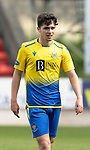 St Johnstone FC…..<br />Ollie Hamilton<br />Picture by Graeme Hart.<br />Copyright Perthshire Picture Agency<br />Tel: 01738 623350  Mobile: 07990 594431