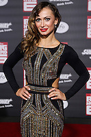HOLLYWOOD, LOS ANGELES, CA, USA - NOVEMBER 04: Karina Smirnoff arrives at the Los Angeles Premiere Of Disney's 'Big Hero 6' held at the El Capitan Theatre on November 4, 2014 in Hollywood, Los Angeles, California, United States. (Photo by Celebrity Monitor)