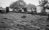 European Champion Quinten Hermans (BEL/U23/Telenet-Fidea) <br /> <br /> 25th Koppenbergcross 2016