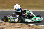NELSON, NEW ZEALAND - FEBRUARY 16: Kartsport Nelson Point Round 2. Redwood Track. 16 February 2020. Brightwater, New Zealand. (Photo by Chris Symes/Shuttersport Limited)