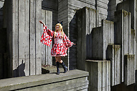 Jewel Maiden, Sakura Con 2016, Seattle, Washington, USA.