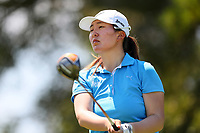 Darae Chung during the New Zealand Amateur Golf Championship, Poverty Bay Golf Course, Awapuni Links, Gisborne, Friday 23 October 2020. Photo: Simon Watts/www.bwmedia.co.nz