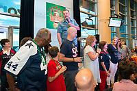 Today's Harbor For Children hosts Fantasy Football Draft at NRG Stadium