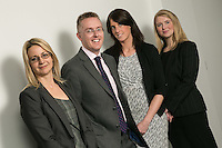 Pictured left to right is Su Garner, Scott McKittrick, Jenny Colver and Melissa Chantrill