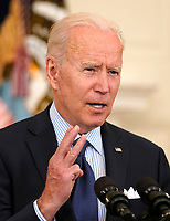 Biden Remarks On Covid-19 Response and Vaccination Program