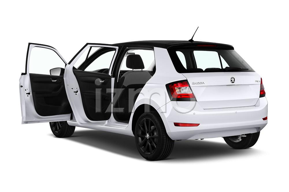 Car images of 2018 Skoda Fabia Ambition 5 Door Hatchback Doors