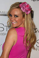 LOS ANGELES, CA, USA - MARCH 12: Bridget Marquardt at the Style Fashion Week Los Angeles 2014 7th Season - Day 4 held at L.A. Live Event Deck on March 12, 2014 in Los Angeles, California, United States. (Photo by Xavier Collin/Celebrity Monitor)