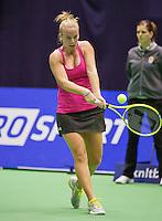 14-12-12, Rotterdam, Tennis Masters 2012,    Richel Hogenkamp