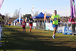 2019-02-17 Hampton Court Half 134 AB finish rem