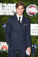 Oliver Cheshire<br /> arrives for the One for the Boys charity fashion event at the V&A Museum, London.<br /> <br /> <br /> ©Ash Knotek  D3133  12/06/2016