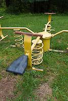 Child's playground ride
