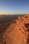 Ramon Crater in the Negev