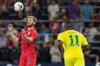 SAINT PAUL, MN - JUNE 18: Tim Ream of the United States during a 2019 CONCACAF Gold Cup group D match between the United States and Guyana on June 18, 2019 at Allianz Field in Saint Paul, Minnesota.