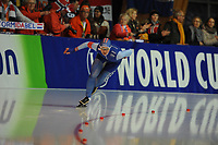 SPEEDSKATING: ERFURT: 19-01-2018, ISU World Cup, 1000m Ladies A Division, Ida Njåtun (NOR), photo: Martin de Jong