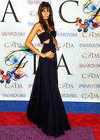 NEW YORK CITY, NY, USA - JUNE 02: Joan Smalls arrives at the 2014 CFDA Fashion Awards held at Alice Tully Hall, Lincoln Center on June 2, 2014 in New York City, New York, United States. (Photo by Celebrity Monitor)