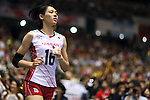 Saori Sakoda (JPN), AUGUST 26, 2015 - Volleyball : FIVB Women's World Cup 2015 1st Round between Japan 3-0 Kenya  in Tokyo, Japan. (Photo by Sho Tamura/AFLO SPORT)