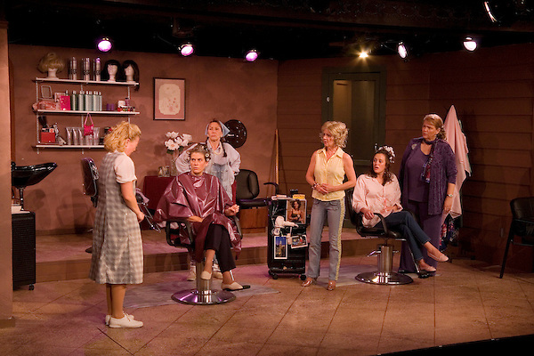"""Performance of """"Steel Magnolias,"""" Denver playhouse, Denver, Colorado. John offers private photo tours of Denver, Boulder and Rocky Mountain National Park. .  John offers private photo tours in Denver, Boulder and throughout Colorado. Year-round."""