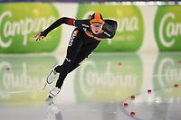 SCHAATSEN: HEERENVEEN: 27-12-2020, IJsstadion Thialf, WK Kwalificatie, Gioya Lancee, ©foto Martin de Jong