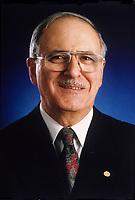 Montreal (Qc) Canada  file Photo -  1994 - Uliric Blackburn<br /> , Mayor of Chicoutimi and President, Union Des Municipalites du Quebec