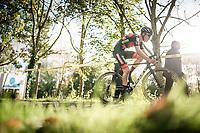 Maxime Dewulf (BEL/Pauwels Sauzen - Bingoal)<br /> <br /> Elite & U23 Mens Race<br /> 42nd Superprestige cyclocross Gavere 2019<br /> <br /> ©kramon