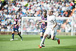 Real Madrid's Pepe and Sociedad Deportiva Eibar's Antonio Luna during La Liga match. April 09, 2016. (ALTERPHOTOS/Borja B.Hojas)