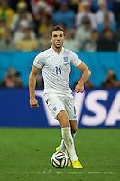 Jordan Henderson of England
