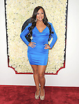 Cheryl Burke  attends the QVC Red Carpet Style Event held at The Four Seasons at Los Angeles in Los Angeles, California on February 23,2012                                                                               © 2012 DVS / Hollywood Press Agency