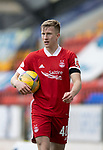 St Johnstone v Aberdeen…10.04.21   McDiarmid Park   SPFL<br />Ross McCrorie<br />Picture by Graeme Hart.<br />Copyright Perthshire Picture Agency<br />Tel: 01738 623350  Mobile: 07990 594431