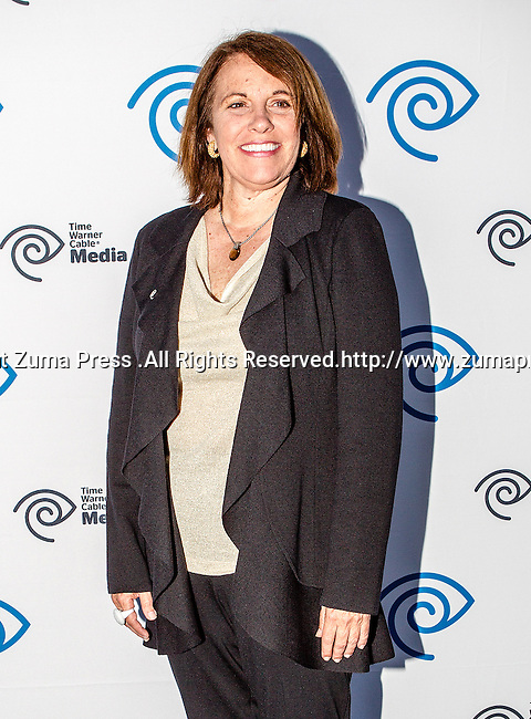 Carole Hart at the Time Warner Media Cabletime Upfront media event held at the Private Social Restaurant  in Dallas, Texas.