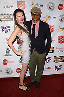 Alicia Arden, Clinton H. Wallace<br /> at the Salvation Army Red Kettle Celebrity Kick-Off Event, The Grove, Los Angeles, CA 11-30-17<br /> David Edwards/DailyCeleb.com 818-249-4998