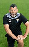 Callum Davidson, Manage,  St Johnstone FC...2021-22 Season<br />Picture by Graeme Hart.<br />Copyright Perthshire Picture Agency<br />Tel: 01738 623350  Mobile: 07990 594431