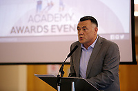 Pictured: Academy manager Nigel Rees Saturday 27 May 2017<br />