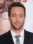 Alex O'Loughlin at the CBS Films' L.A. Premiere of The Back Up Plan held at The Village Theatre in Westwood, California on April 21,2010                                                                   Copyright 2010  DVS / RockinExposures