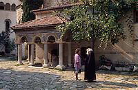 Bulgarien, Batschkovo-Kloster, Priester