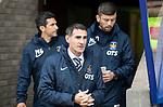 St Johnstone v Kilmarnock…31.08.19   McDiarmid Park   SPFL<br />Killie manager Angelo Alessio<br />Picture by Graeme Hart.<br />Copyright Perthshire Picture Agency<br />Tel: 01738 623350  Mobile: 07990 594431