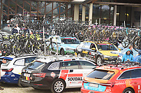 29th May 2021;  Giro D italia stage 20 Valle Spluga to Alpe Motta;  The peleton arrives in  Alpe Motta