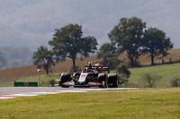 11th September 2020; Mugello race track, Scarperia e San Piero, Tuscany, Italy ; Formula 1 Grand Prix of Tuscany, Free practise; 20 Kevin Magnussen DEN, Haas F1 Team