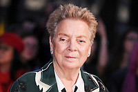 """Sandy Martin<br /> arriving for the London Film Festival 2017 closing gala of """"Three Billboards"""" at Odeon Leicester Square, London<br /> <br /> <br /> ©Ash Knotek  D3337  15/10/2017"""