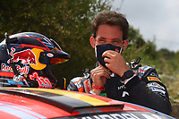 6th June 2021; Olbia, Sardinia, Italy; WRC Rally of Sardegna, final day; Stages SS17-SS20;  Thierry Neuville-Hyundai i20 WRC